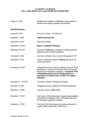 vcu academic calendar fall 2020