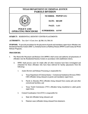 How Can Yu Get A Pia In Tdcj - Fill Online, Printable