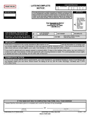 Semi Annual Reporting Form Pa Fill Online Printable