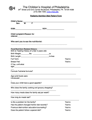 chop human resources department address - Forms & Document Samples