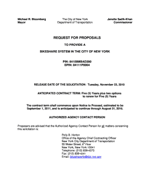 Appendix C: Technical Proposal Response Documents - NYC.gov - a841-dotwebpcard01 nyc