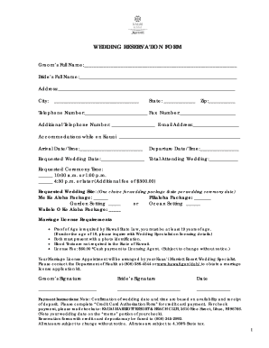 banquet hall contract template - hall rental agreement form marriott fill online