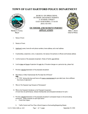 Hartford Police Ct Tow Form Pdf - Fill Online, Printable, Fillable ...