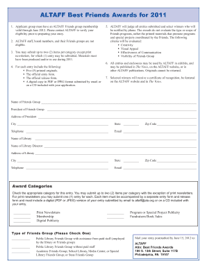 friendship certificate maker form