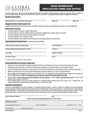 Application Status Usa University - Fill Online, Printable ...
