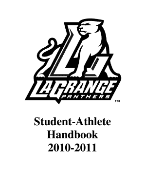 Departmental IE Reporting Template - lagrange
