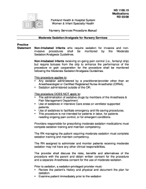 operating room policy and procedure manual pdf