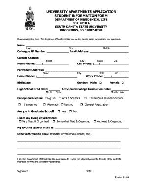 Etelä-Dakota State University dating