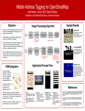 Poster Template - Stanford University - stanford