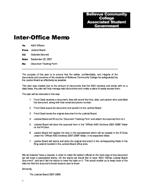 Inter Memo Download Form  Interoffice Memorandum Format