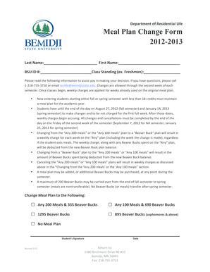 32 printable menu plan 2012 forms and templates fillable samples