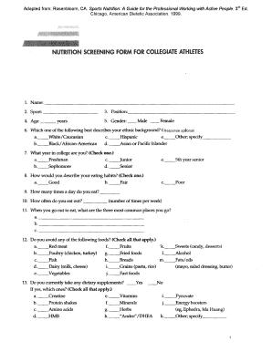Dar Form Csun - Fill Online, Printable, Fillable, Blank | PDFfiller