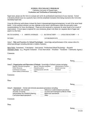Editable internship daily report sample - Fill Out, Print & Download
