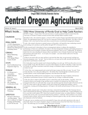 What's Inside - Oregon State University Extension Service - extension oregonstate