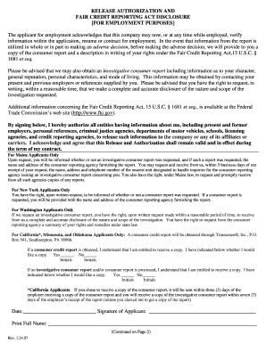 Fillable Online tntech Background Investigation Consent form ...