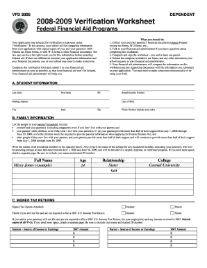 Vfd Parent Signature Page Twu Fill Online Printable