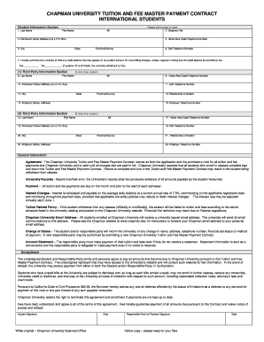 5 Printable payment agreement contract pdf Forms and Templates