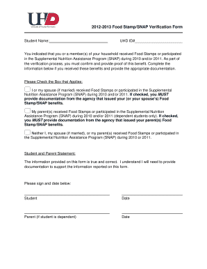 Proof of income letter pdf forms and templates fillable snap benefit verification form thecheapjerseys Images