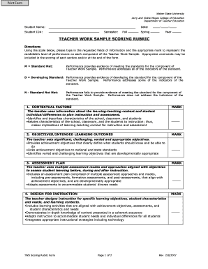 Editable i983 evaluation on student progress sample - Fill Out ...