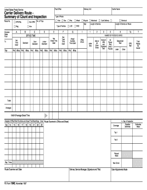 Ps Form 1840 Fill Online Printable Fillable Blank