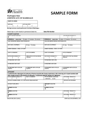 Printable michigan marriage license washtenaw county Form to