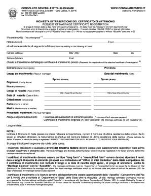 Certificati di nascita online dating