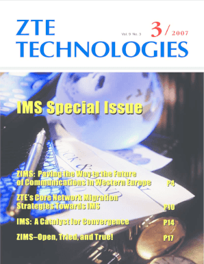 Letter of Invitation Dear Madam or Sir: I MS IP Multimedia Subsystem which has been one of the hottest topics of the industry for a couple of years, is a promising technology for telecom operators to achieve convergence