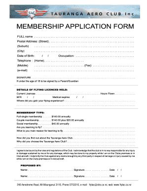 Application Form Design - Fill Online, Printable, Fillable, Blank ...