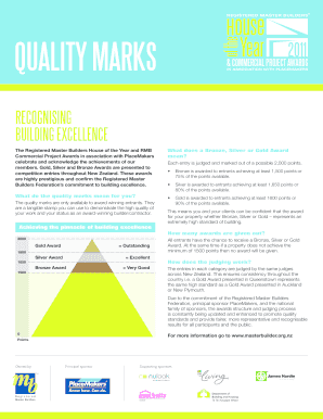 Quality Marks - glenroyhousing co