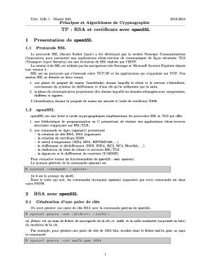Tp Rsa - Fill Online, Printable, Fillable, Blank | PDFfiller