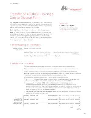 picture about Free Printable Qdro Forms named Sort 403QDRO Fill On the web, Printable, Fillable, Blank