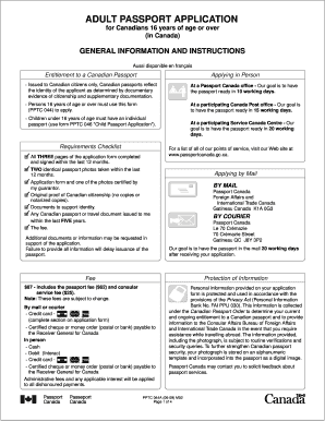 canadian passport adult application pdf
