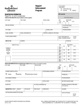 Editable Cohabitation Agreement Form Fill Print