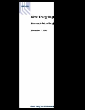 Fillable Online auc ab Decision 2006-107  Direct Energy