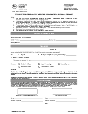 Spouse Medical Consent Form Wisconsin - Fill Online