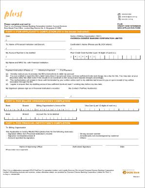 printable visa credit card application form free instant