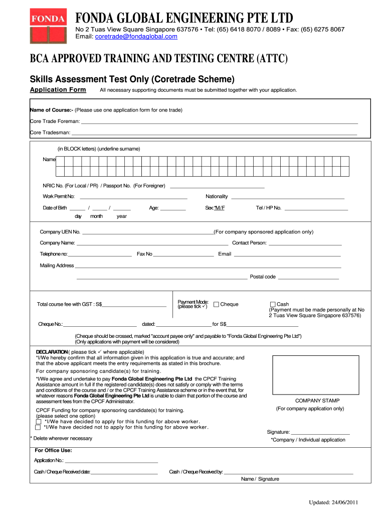 Core Trade Result - Fill Online, Printable, Fillable, Blank | PDFfiller