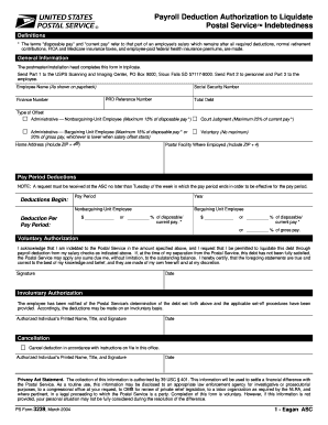 Ps Form 3239 - Fill Online, Printable, Fillable, Blank | PDFfiller