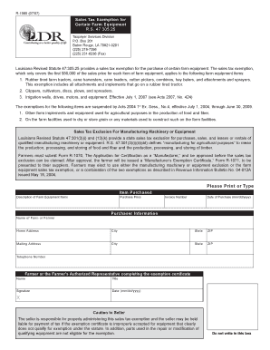 Form R 1060 Louisiana - Fill Online, Printable, Fillable, Blank ...