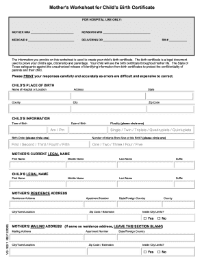 north carolina death certificate template form