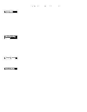 Network Site Survey Form