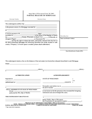 Wi Form 28 2003 - Fill Online, Printable, Fillable, Blank   PDFfiller