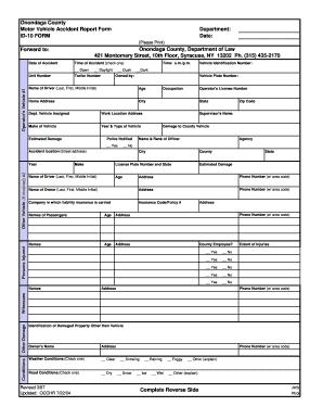 Fillable job hazard assessment form fill online for Motor vehicle reports online