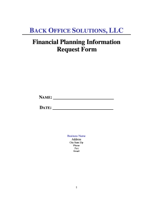 client intake form for taxes