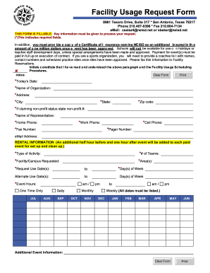 Usage request form fill online printable fillable blank pdffiller usage request form altavistaventures Image collections