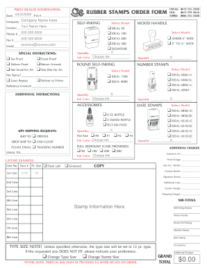 12 Printable Custom Work Order Forms Templates Fillable Samples In
