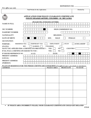 Police Clearance Letter Canada Pdf | mamiihondenk org