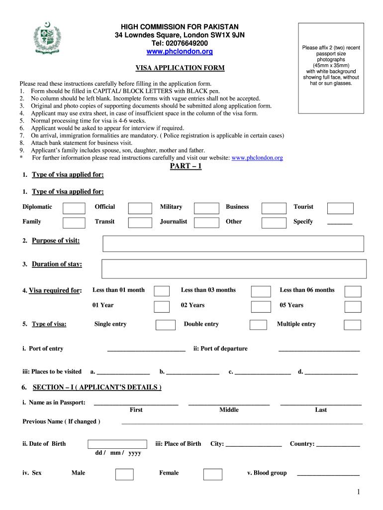 Uk Visa Application Form Download 2020 Pdf Fill Online Printable Fillable Blank Pdffiller