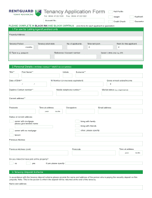 Sample Proof Of Residency Letter From Landlord from www.pdffiller.com