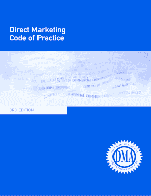 DMA Code of Practice - Targets Located